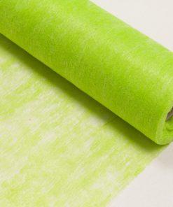 chemin de table vert anis