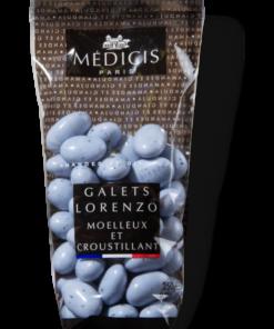 Dragees medis galet lorenzo bleu galaxie
