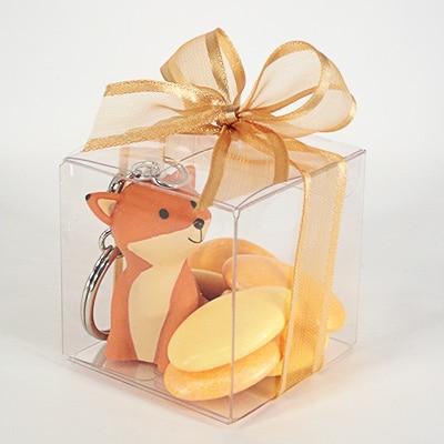 boite cube cadeau invité