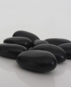 dragées amande noir