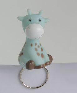 dragees girafe bleu