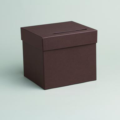 urne mariage chocolat