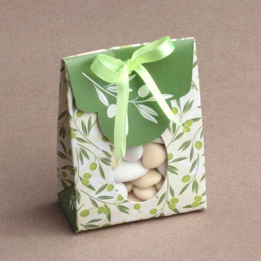 boite dragées olivier