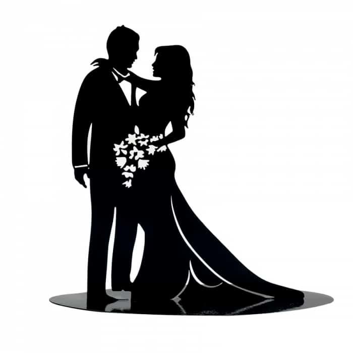 Figurine Mariage Original Romantique Et Tendance