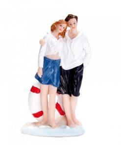 Figurine Mariage thème mer