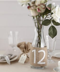 Marque Table en jute