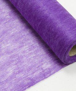 Chemin de table violet