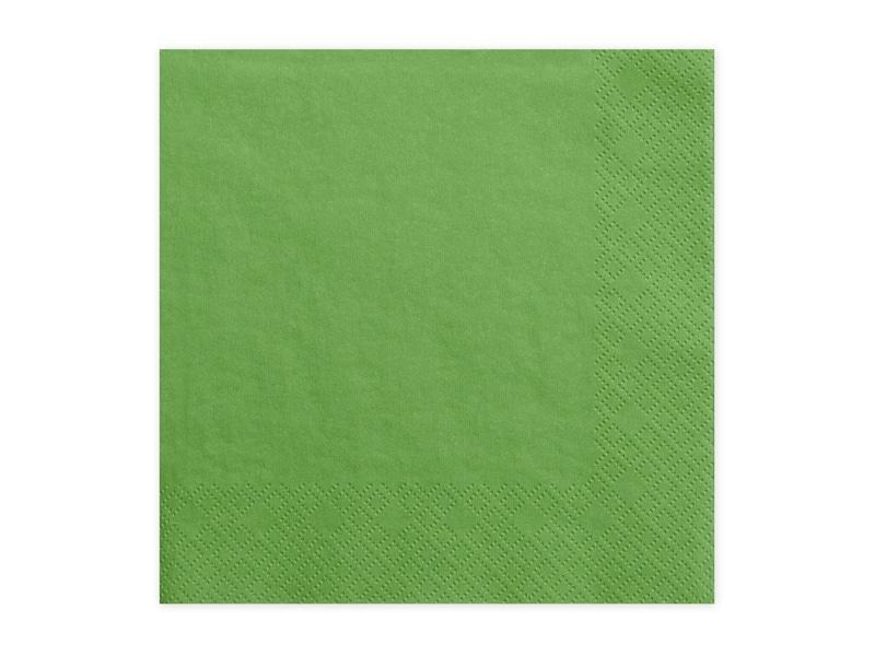 Serviette en papier triple paisseur plus de 15 couleurs en stock - Serviette en papier vert fonce ...