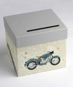 urne motocyclette
