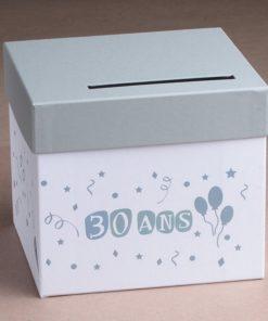 urne 30 ans