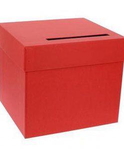urne rouge