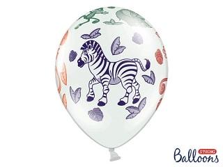 ballons zoo