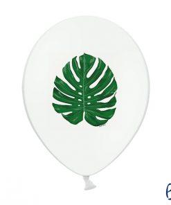 ballon aloha feuille