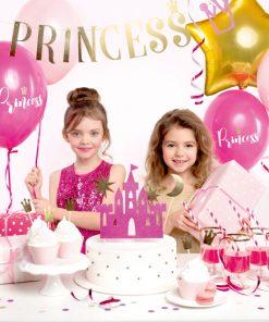 anniversaire theme princesse