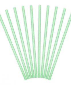 pailles vert d'eau