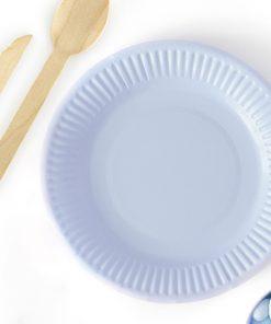 assiette parme