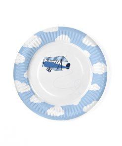 assiette aviateur