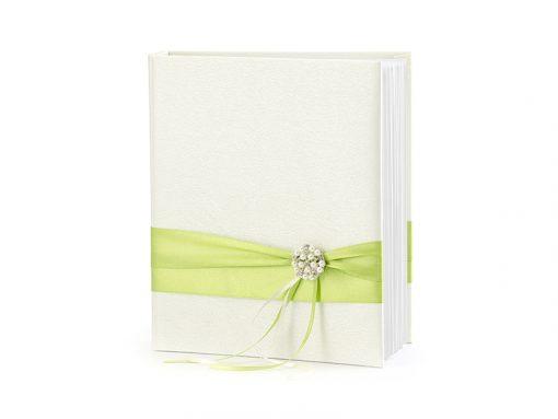 livre d'or ivoire-Perles