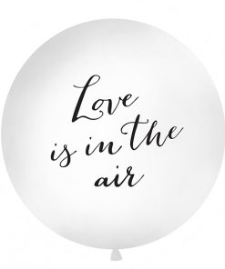 ballon géant-love is in the air