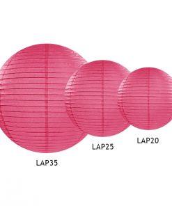 lampions-boules chinoises-fuchsia