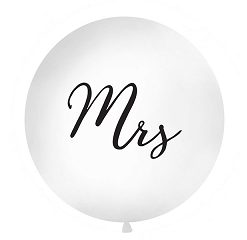 ballon géant-mrs