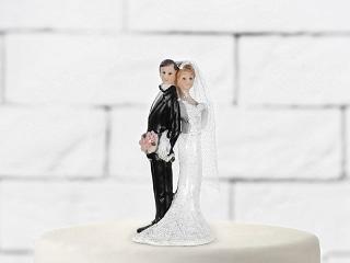 figurine mariage-dos à dos