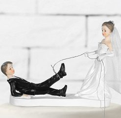 figurine mariage-corde