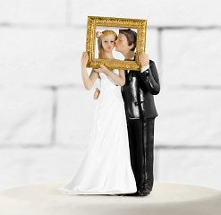 figurine mariage - photobooth