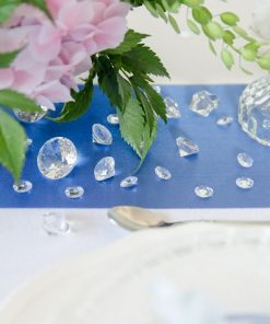 confettis et strass de table