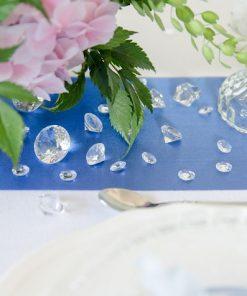 Confettis, perles et strass...