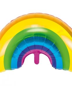 ballon arc en ciel