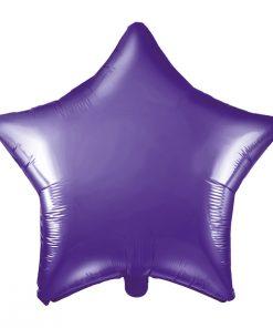 ballon étoile bleu marine