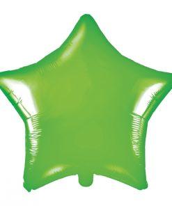 ballon etoile vert
