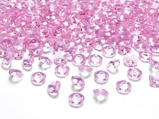 diamants rose clair