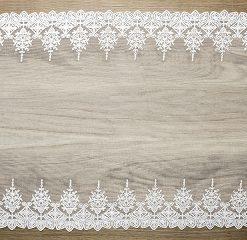chemin de table bouquet floral