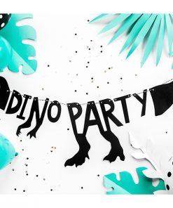 bannière dinosaure décoration anniversaire