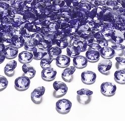 diamants violet