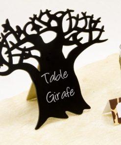 Centre de table Baobab theme jungle