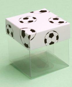 boite à dragées mini cube foot