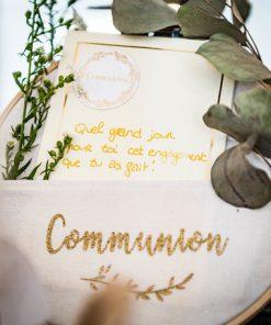 Stickers communion