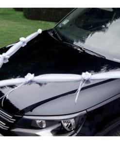 Decoration voiture mariage pas cher