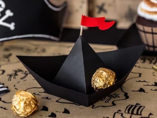 Decoration pirate bateau