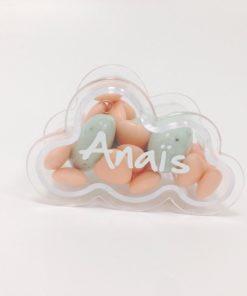 contenant dragees nuage bapteme