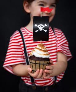 deco gateau cupcake
