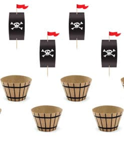 pics cupcake pirate