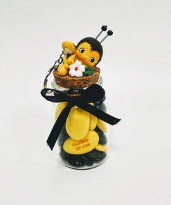 Dragees abeille porte cles abeille