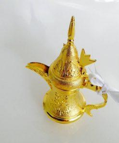 dragées théière or