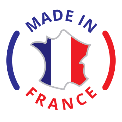 Logo made in France - La Boite à Dragées