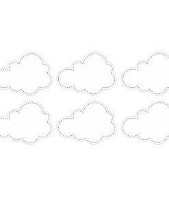 etiquette nuage