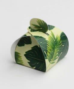 contenant à dragées tropical